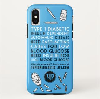 t1dlife-t1dalert-iphoneXcase