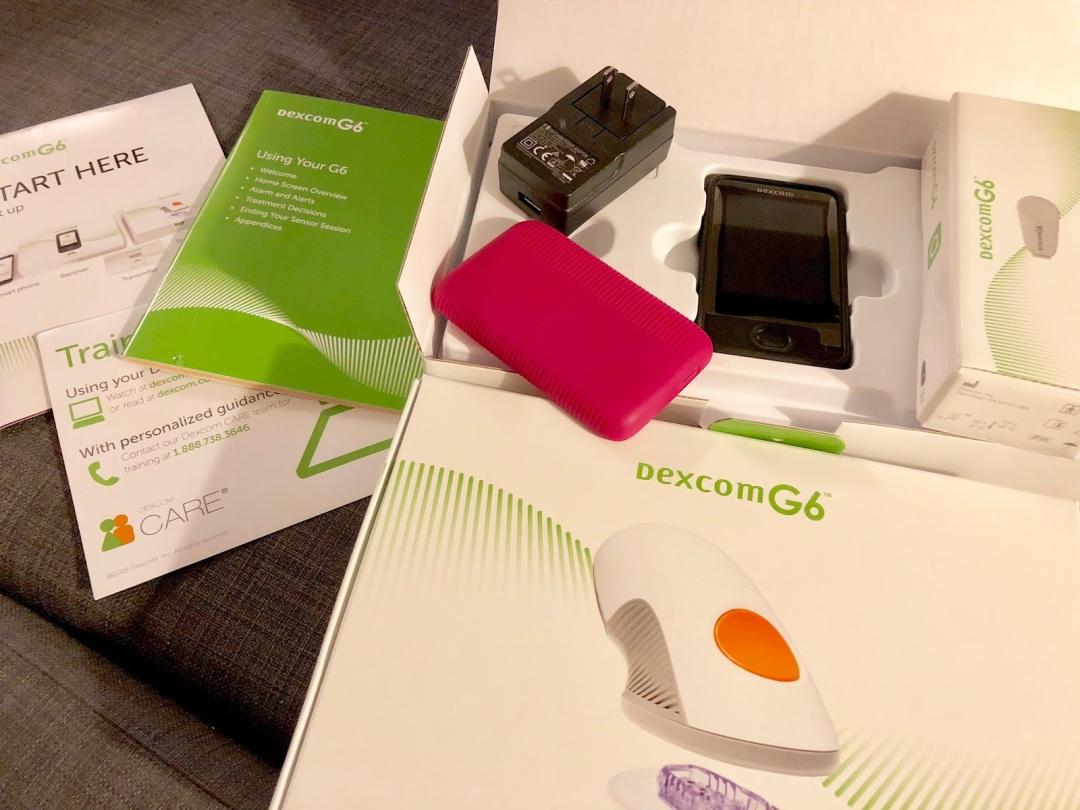 Dexcom G6 Sensor Error